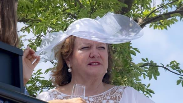 "Gina Rinehart: ""Don't call me an heiress"""