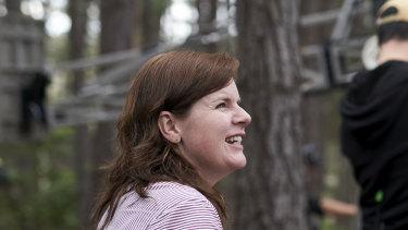 Glitch director Emma Freeman.
