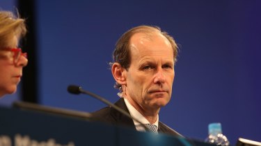 ANZ chief executive Shayne Elliot vowed to reduce costs.