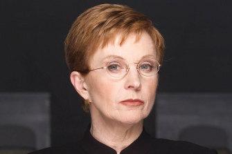 Original meanie: Host of the British Weakest Link Anne Robinson.