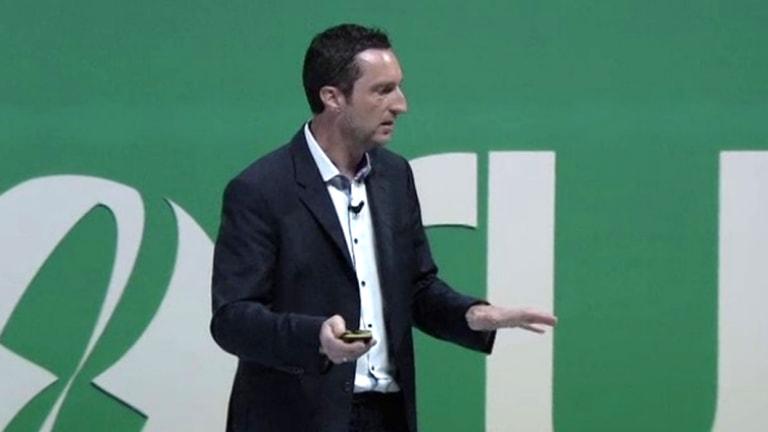 Former CBA executive Jon Waldron.