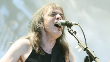 Malcolm Young.
