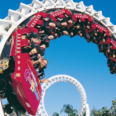 Sea World is on its way to being booked out for the September school holidays.