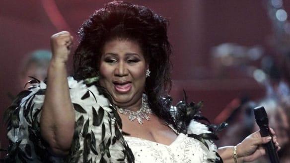 Singer Aretha Franklin dead at 76