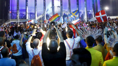 Eurovision's cancellation is a cultural moment for an already struggling continent