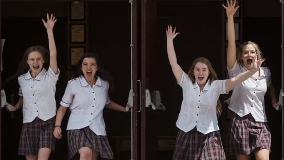 HSC exams end and life after school looms for 70,000 students
