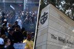 King's School reports teacher for attending lockdown protest