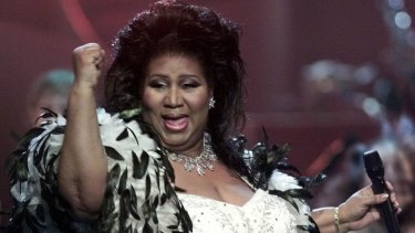 Music legend Aretha Franklin has died at 76.