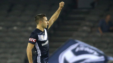 Melbourne Victory's Kosta Barbarouses has mourned with his New Zealand compatriots.