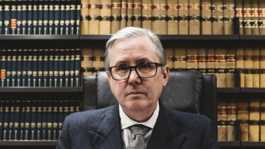 Justice Simon Steward will join the High Court on December 1.