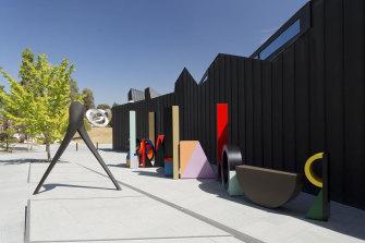 Heide Museum of Modern Art.