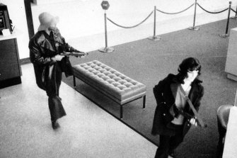 Patty Hearst's lawyers famously argued that she had been brainwashed into joining the Symbionese Liberation Army's bank heists.
