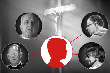 Some of the Catholic church's paedophile priests shared victims