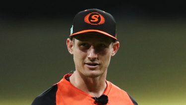 Perth Scorchers defeated in clash of the cellar-dwellers