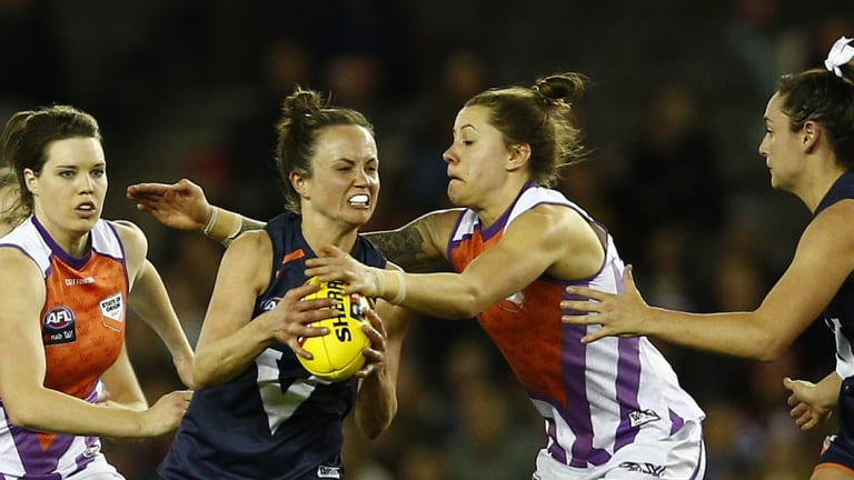 Coming soon: AFLW.
