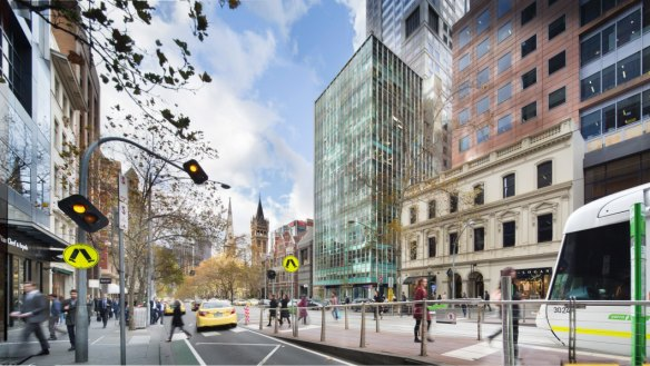 Penthouse sale to fill a cavity in Collins Street