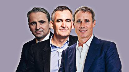 Good Weekend's 40 Australians Who Mattered: Business