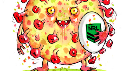 Cat-o'-Nine tails: Broadcaster's lashing of NRL raises serious questions