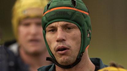World Cup-winning Wallaby to join Waratahs coaching ranks