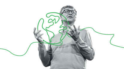 'We have no time to lose': why Bill Gates is on a planetary crusade