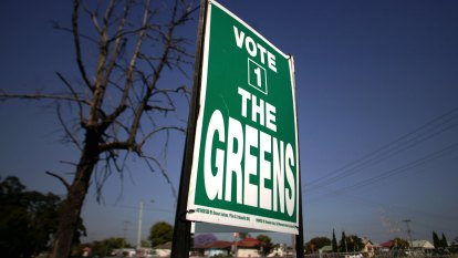 Greens MPs look to repair divided party room