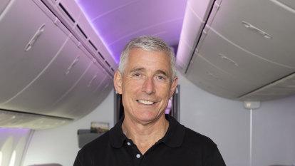 Air New Zealand boss says no trans-Tasman flights until March