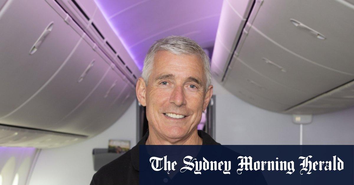 Air New Zealand boss says no trans-Tasman flights until March – Sydney Morning Herald