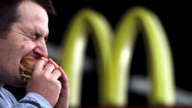 Big Macs are back on the menu for Britons after McDonald's announced it would reopen 15 stores for delivery.