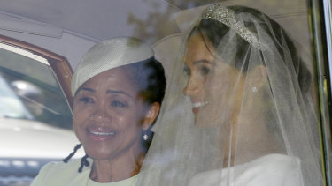 Meghan's mother, Doria Ragland, has played a key role in her daughter's new life as a royal.