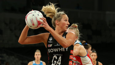 Erin Bell is among the many netballers to have announced their retirement this season.