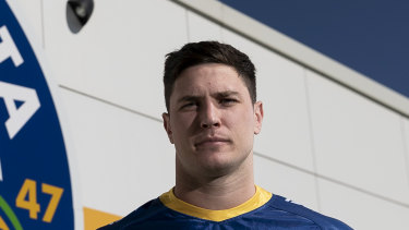 Mitchell Moses has dreamed of leading the Eels to premiership glory.