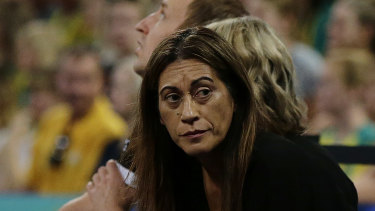 Noeline Taurua was not happy with the officiating in the fourth Test.