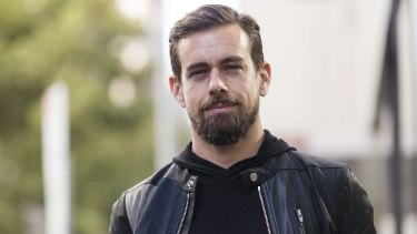 Twitter chief Jack Dorsey is on the frontline of Silicon Valley's stoush with President Trump.