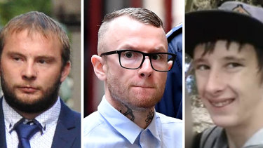 Joby Rowe, Jesse Vinaccia and Jesse Harvey have launched, or are planning to launch, appeals against their convictions.
