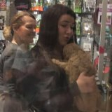 Francesca Packer Barham was seen purchasing a $9000 pooch in a Bondi Junction pet store.