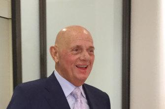 Please explain: Premier Investments chairman Solomon Lew slams Myer's strategy.