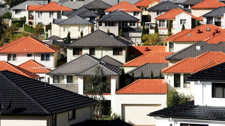 Systemic risks flowing from declining Sydney and Melbourne house prices are creating some uncertainty