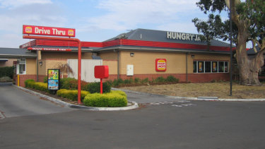 Hungry Jack's in Mill Park.