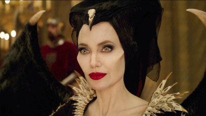 Magic of Angelina Jolie can't save the cursed Maleficent
