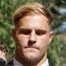Jack de Belin free to start NRL season after pleading not guilty