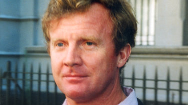 Ted Bales in 1994 when he was known as Edward Dowlan.
