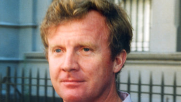 Edward Dowlan pictured in 1994.