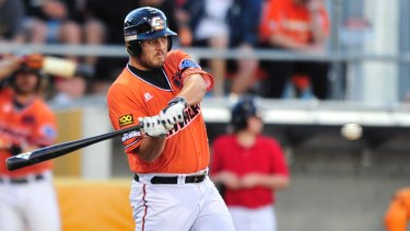 Former Canberra Cavalry outfielder Aaron Sloan has been given a four-year ban for ice.