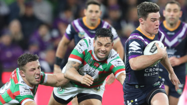 Bolter: Brodie Croft has been mentioned as a potential replacement for Cooper Cronk.