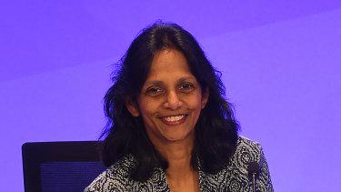 Macquarie Group's Shemara Wikramanayake.