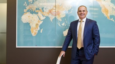 Corporate Travel Management founder Jamie Pherous will face investors at the company's annual general meeting tomorrow.