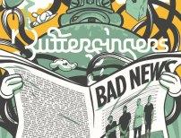 Artwork for Butterfingers Bad News album.