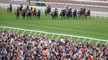 Authorities allege the accused told backers a $75,000 investment relating to the Melbourne Cup would be returned soon after the race, regardless of its outcome.