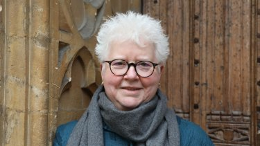 Val McDermid documents violence against women in great detail - but you can't change what you can't see.
