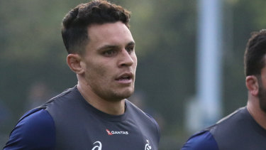 Matt Toomua is set to join the Rebels squad in the lead-up to the World Cup.